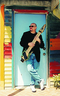 steve adelson chapman stick and guitar master